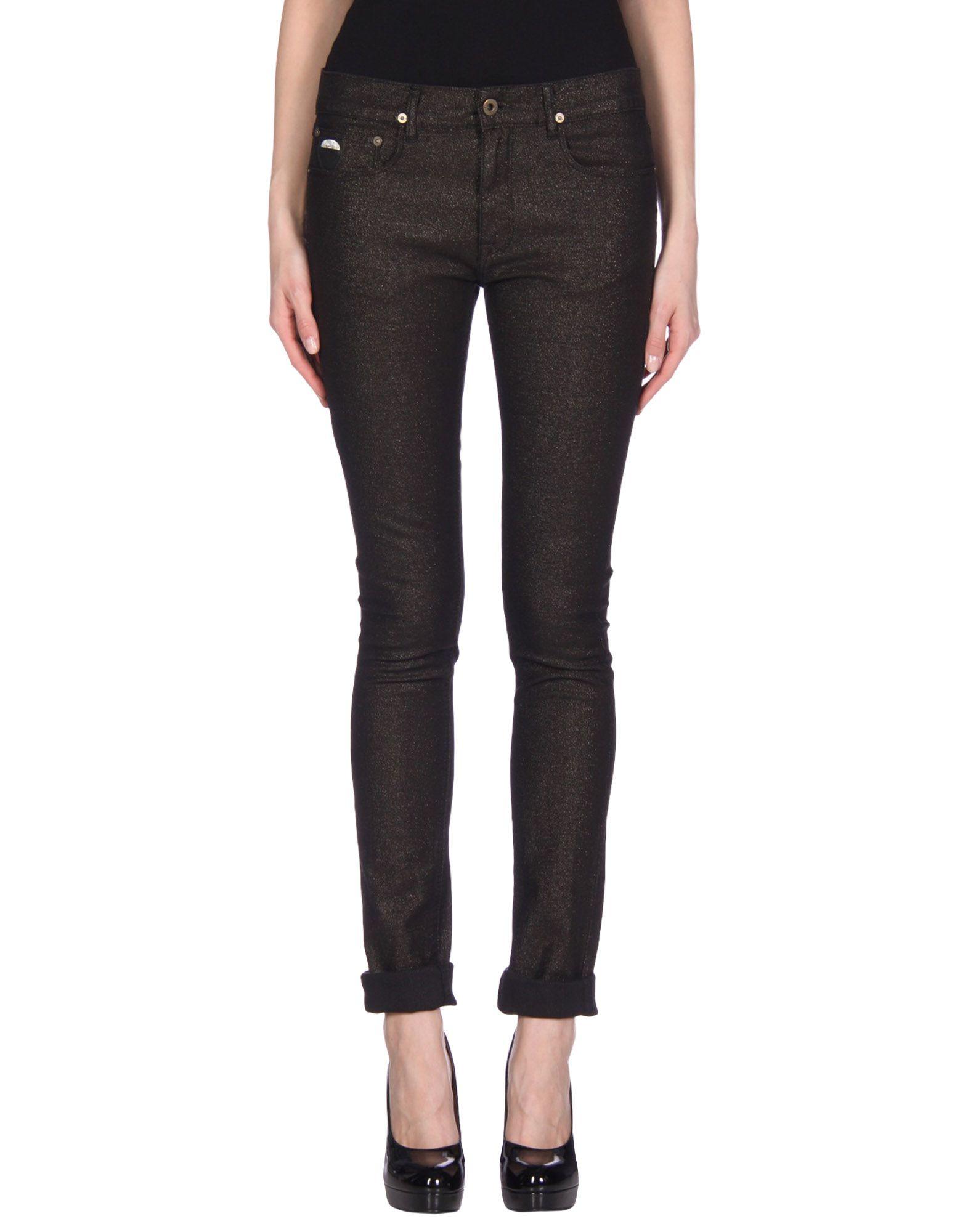 APRIL77 Casual Pants in Black