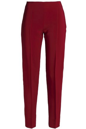 ANTONIO BERARDI Twill tapered pants