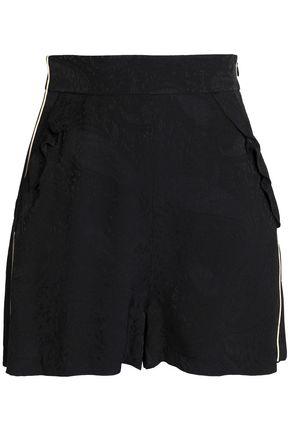 MAJE Jacquard shorts
