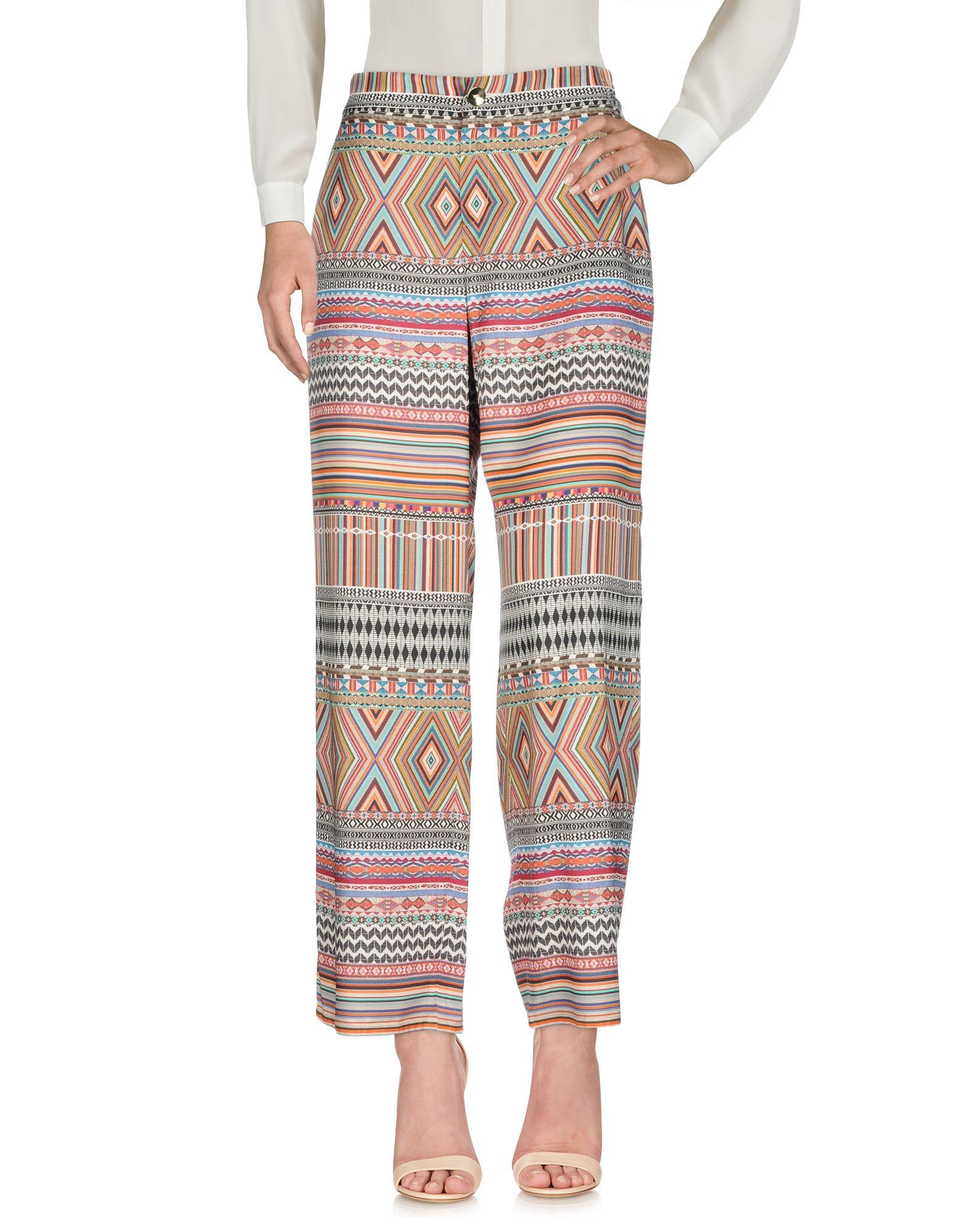 XANDRES Повседневные брюки xandres свитер