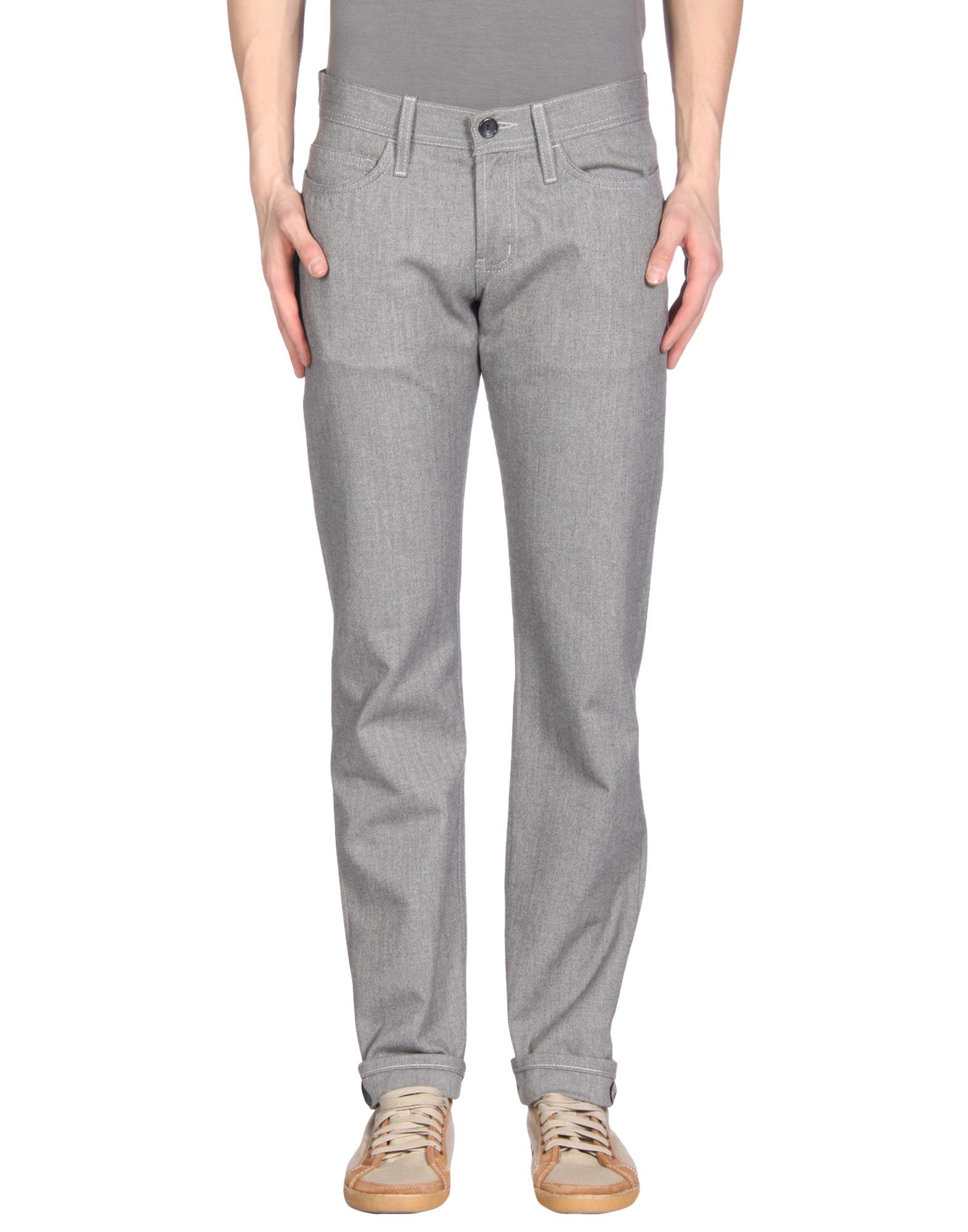NAKED & FAMOUS Denim Pants in Grey