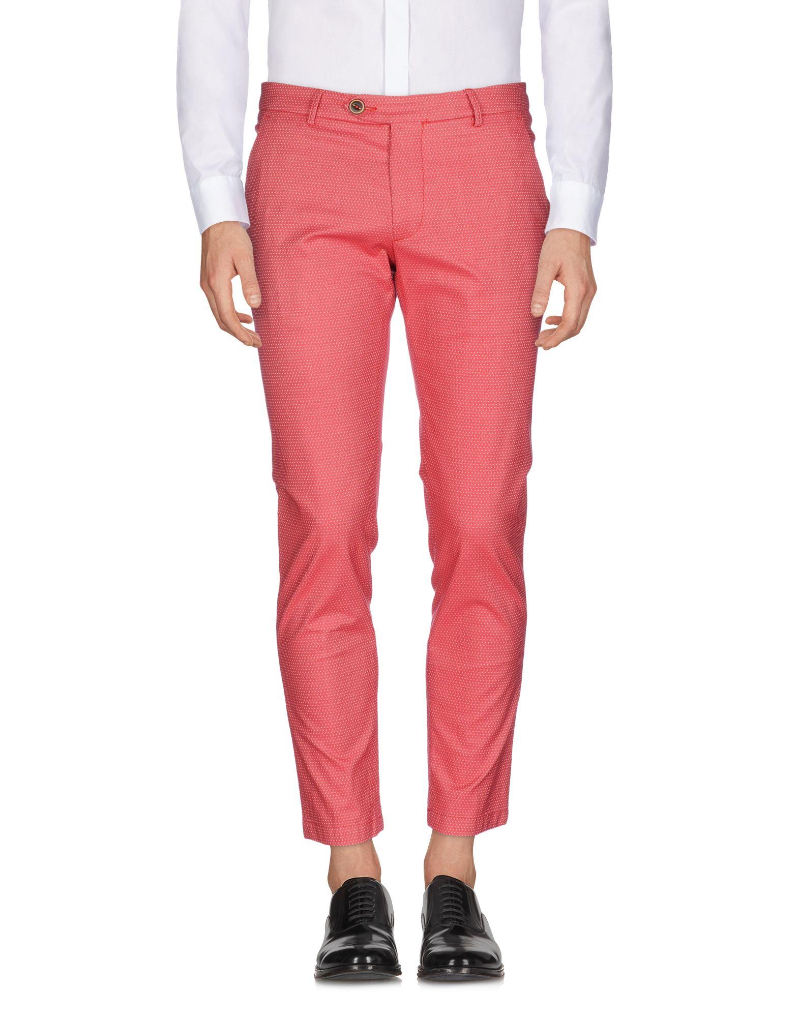 MTB MANIFATTURE TESSILI BIONDI Повседневные брюки цена 2017