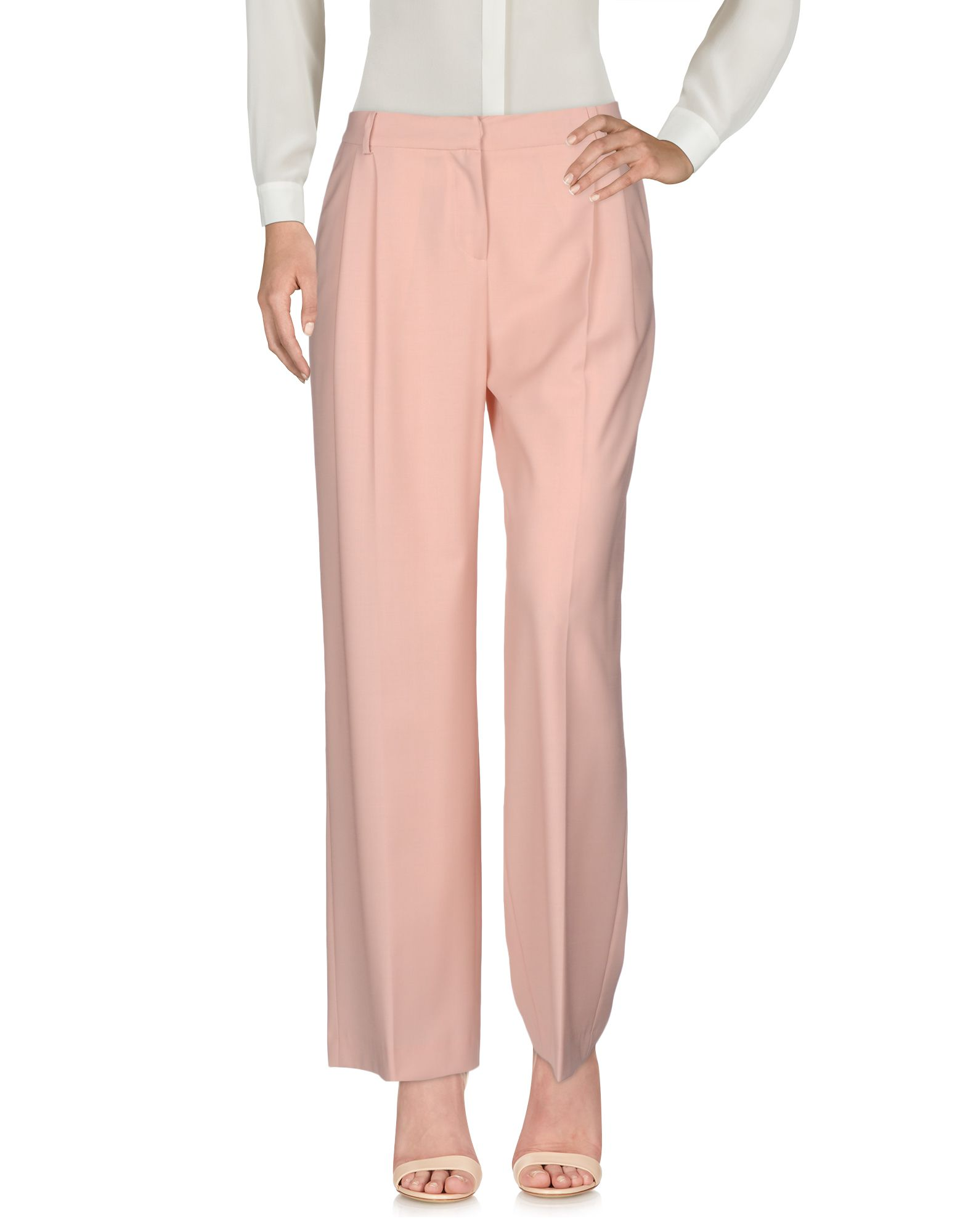 ALESSANDRO DELL'ACQUA Casual Pants in Pink