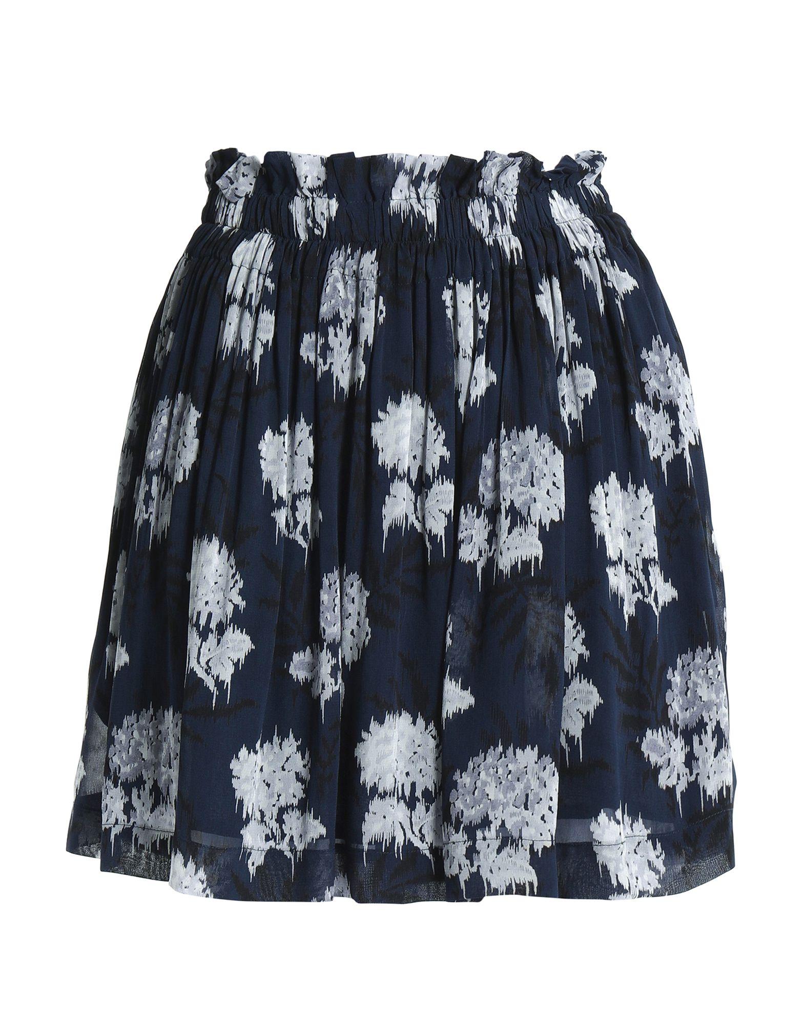 Фото - GANNI Мини-юбка ganni мини юбка