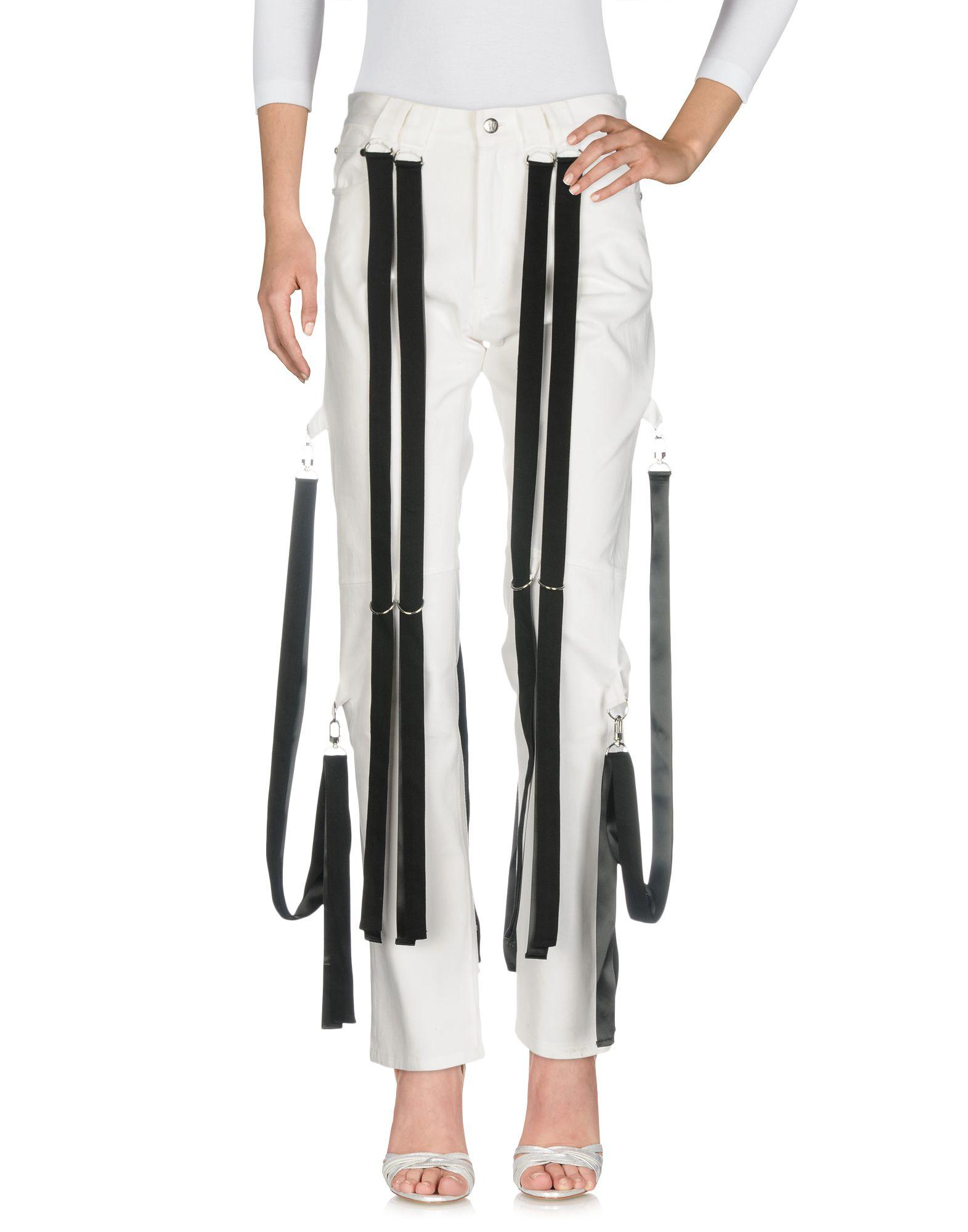 NICOPANDA Джинсовые брюки цена