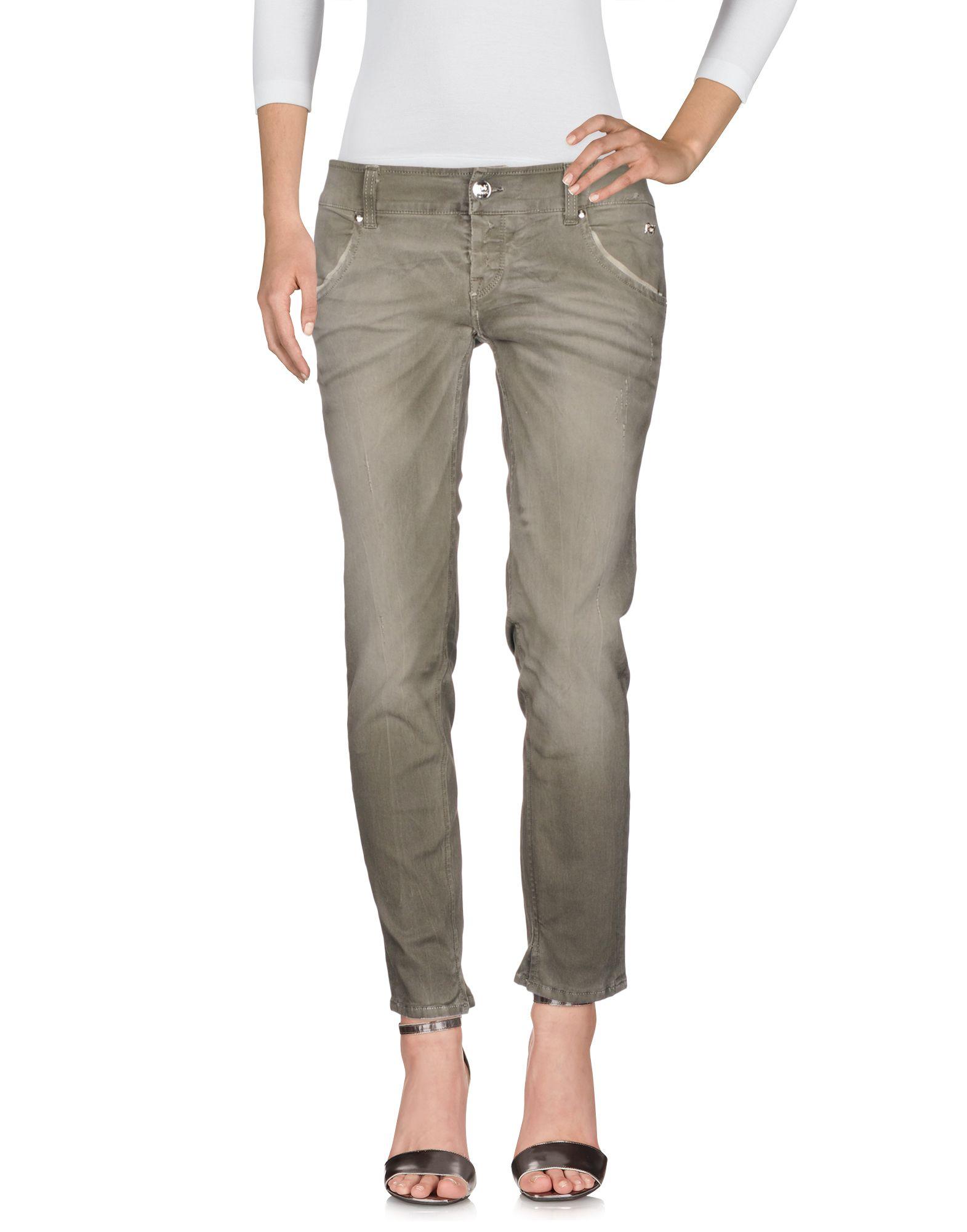 ROŸ ROGER'S CHOICE Джинсовые брюки цена 2017