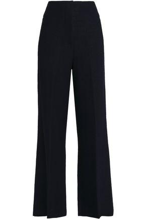 MARNI Crepe wide-leg pants