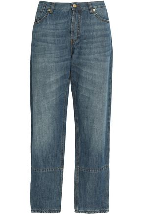 MARNI Faded bootcut jeans