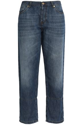 MARNI Faded boyfriend jeans