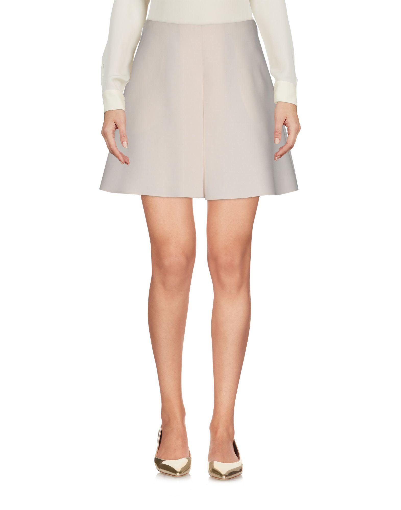 VALENTINO Мини-юбка юбка valentino юбка