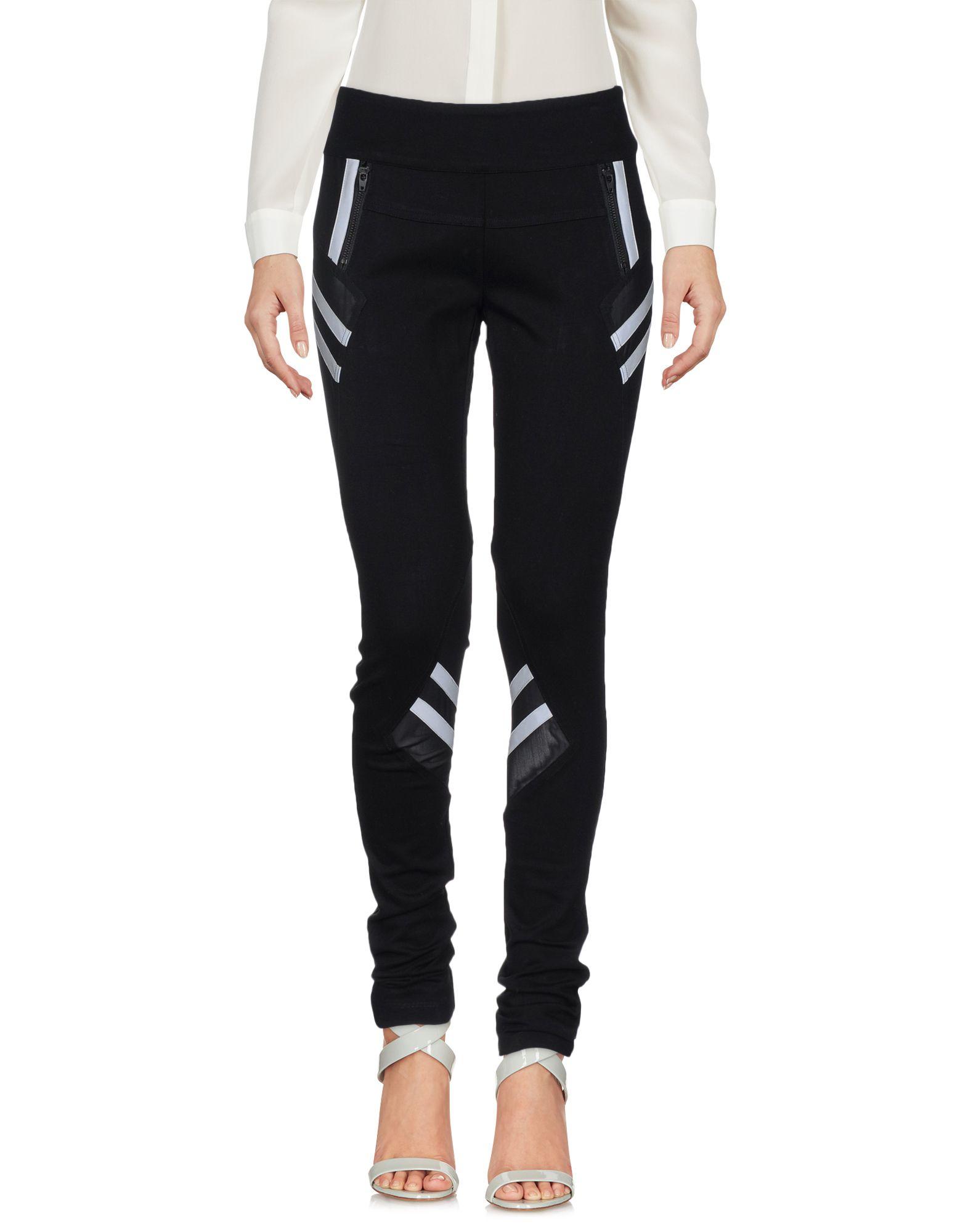 BLANC NOIR® Повседневные брюки poivre blanc брюки мембранные w16 0922 jrby на лямках черный
