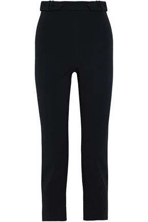 CUSHNIE ET OCHS Crepe straight-leg pants