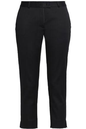 JOSEPH Stretch-cotton slim-leg pants