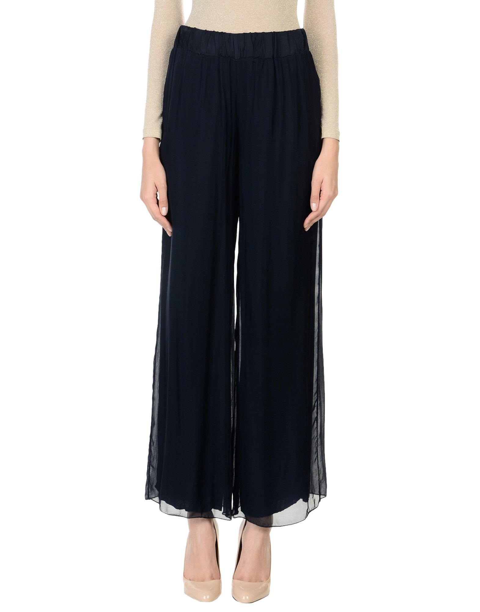 ELE NOIRE Повседневные брюки ele noire повседневные брюки