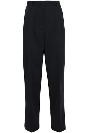 3.1 PHILLIP LIM Pleated crepe straight-leg pants