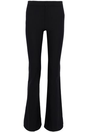 DEREK LAM 10 CROSBY Cotton-blend bootcut pants