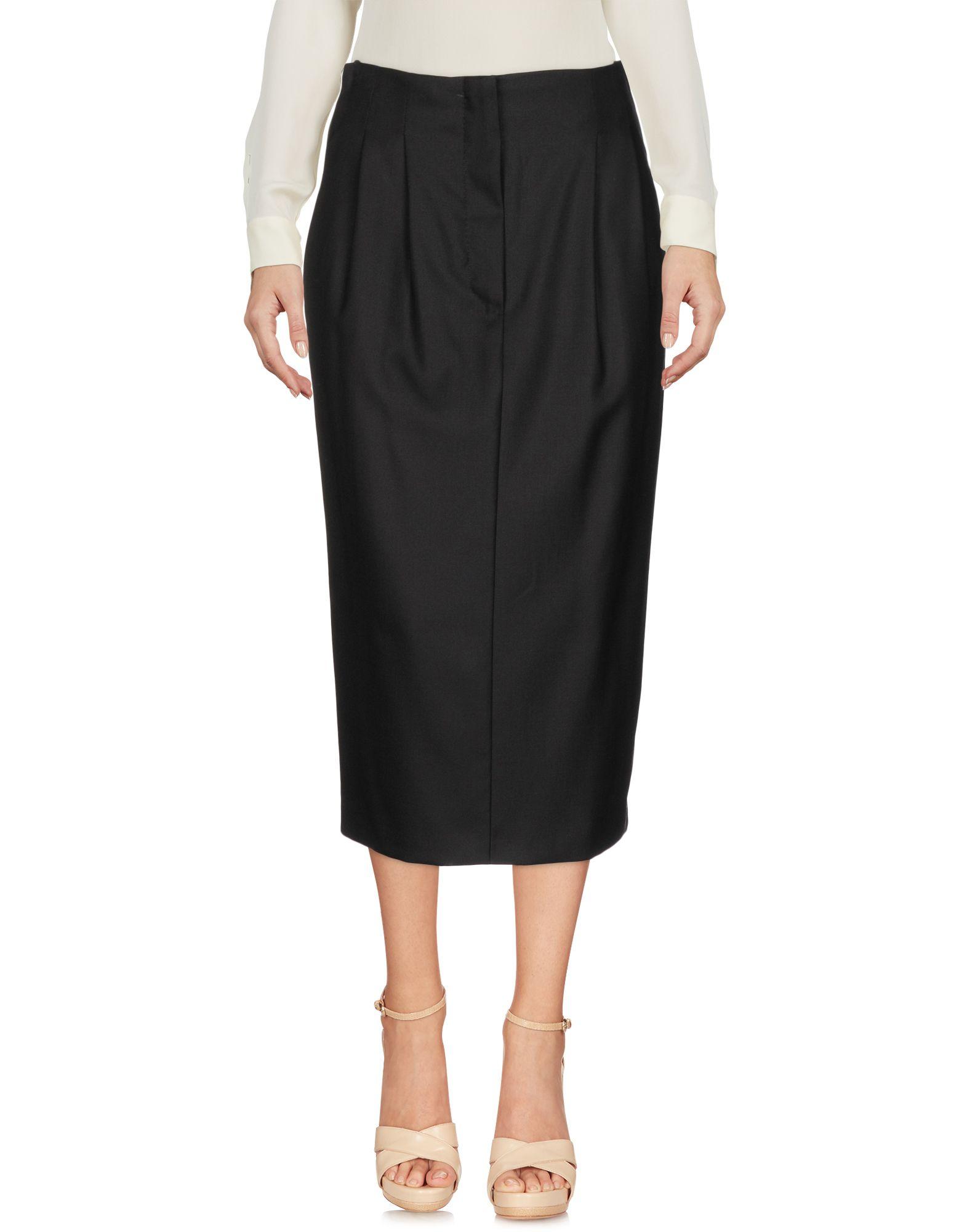 MAX MARA Юбка длиной 3/4 юбка max mara юбка