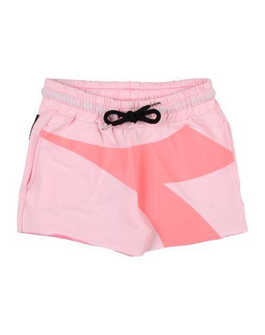 Фото - Повседневные шорты светло-розового цвета