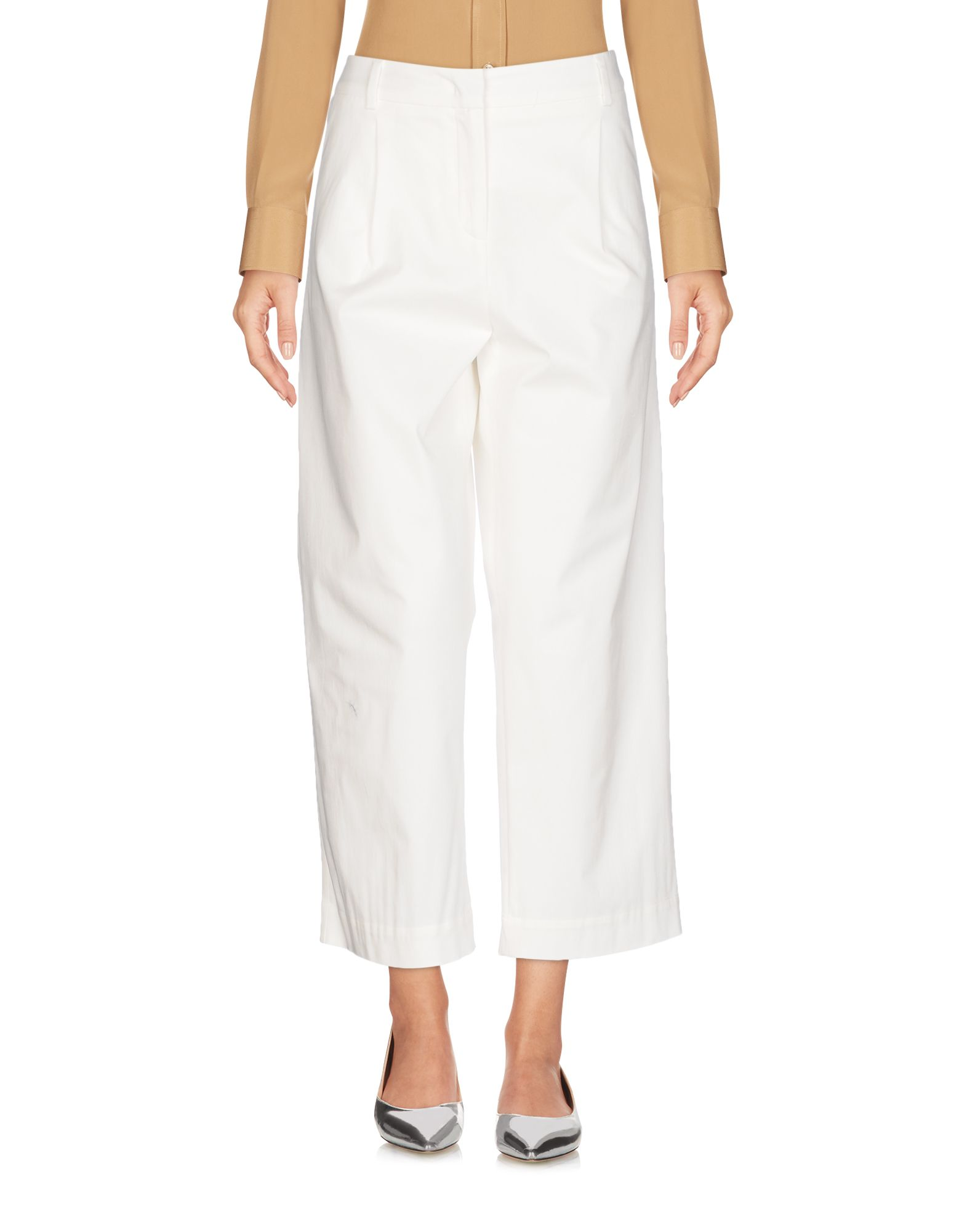 WEEKEND MAX MARA Брюки-капри брюки weekend max mara weekend max mara we017ewtmp40