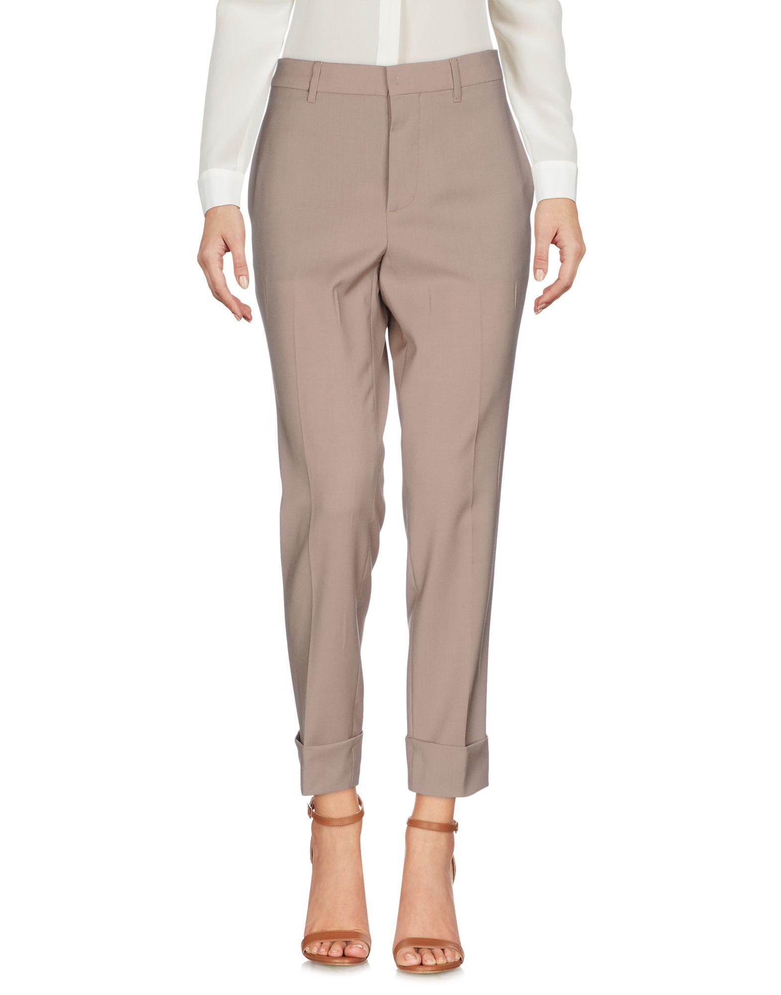 MIU MIU Повседневные брюки 19 70 genuine wear повседневные брюки