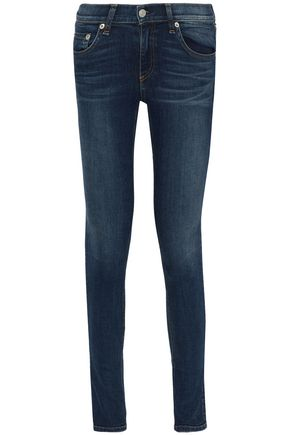 RAG & BONE Low-rise skinny jeans