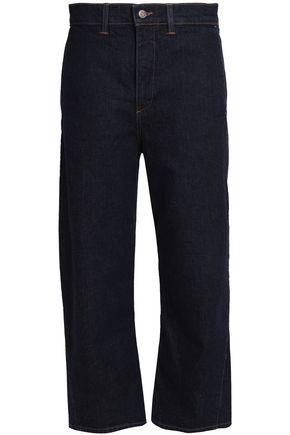 VINCE. Cropped boyfriend jeans