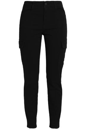 VINCE. Mid-rise skinny jeans