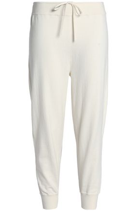 VINCE. Cotton-blend track pants
