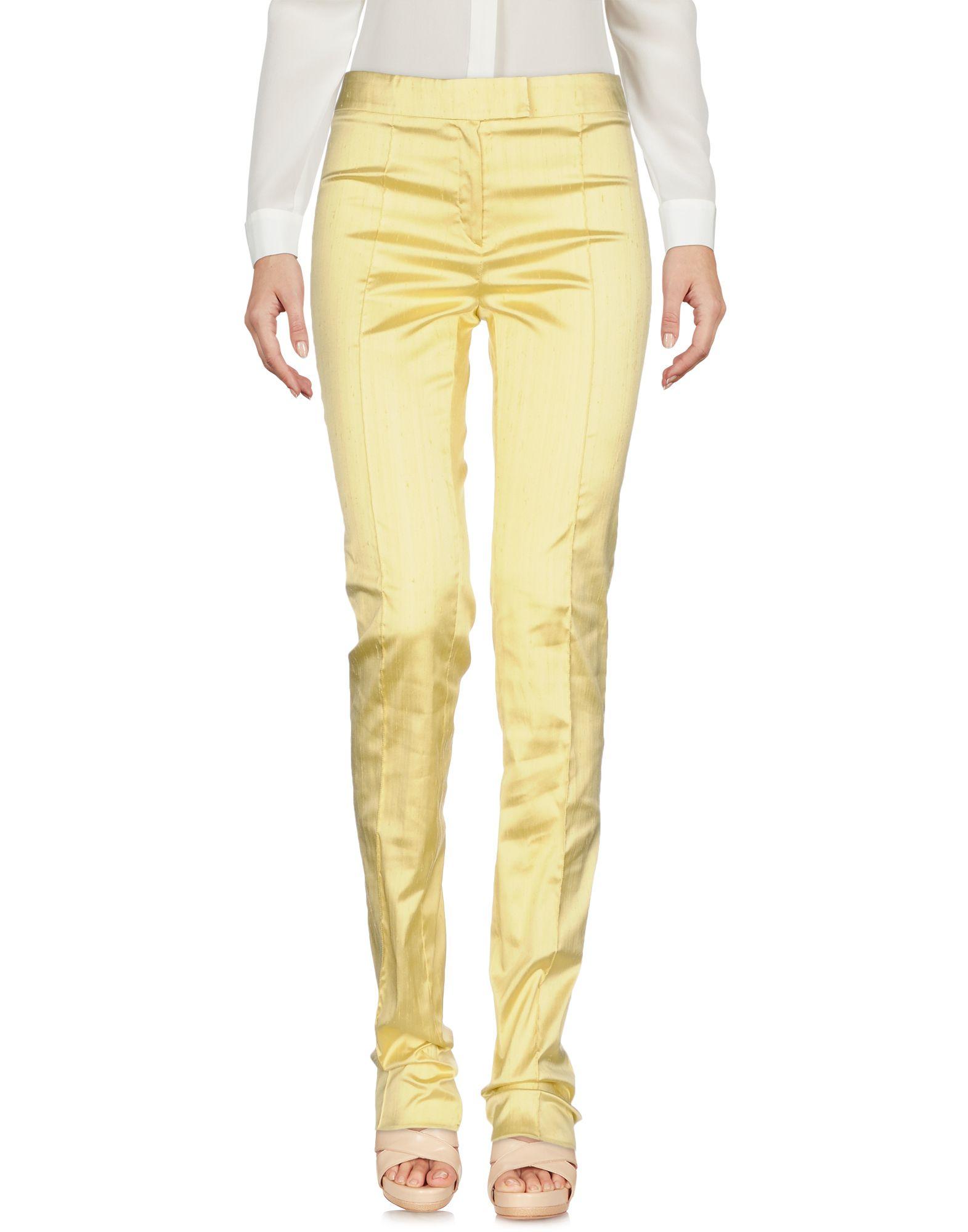 BLUMARINE Повседневные брюки blumarine брюки с вышивкой