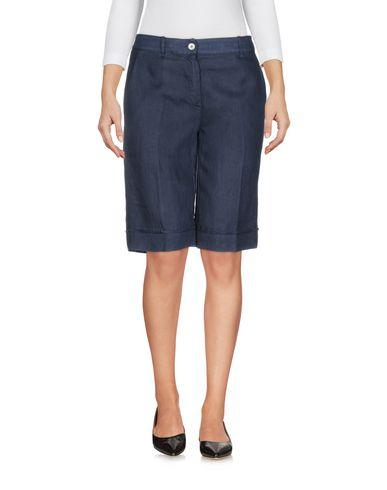 Pantaloni bermuda Blu scuro donna ROSSO35 Bermuda donna