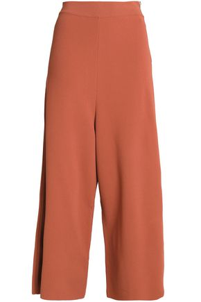 STELLA McCARTNEY Stretch-knit culottes