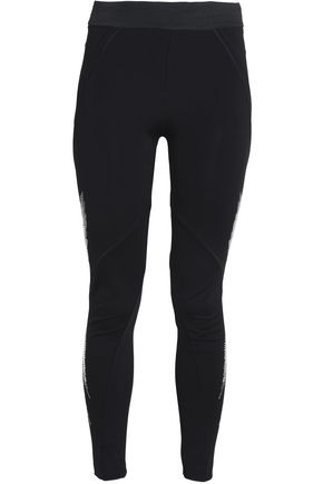 STELLA McCARTNEY Embellished jersey leggings