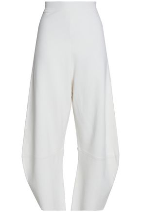 STELLA McCARTNEY Stretch-ponte wide-leg pants