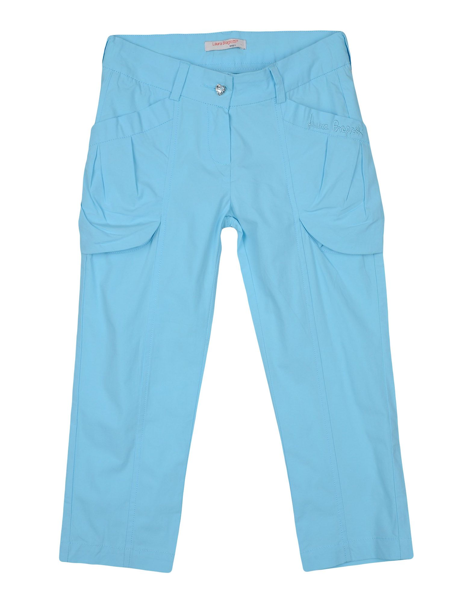 LAURA BIAGIOTTI BABY Повседневные брюки недорго, оригинальная цена