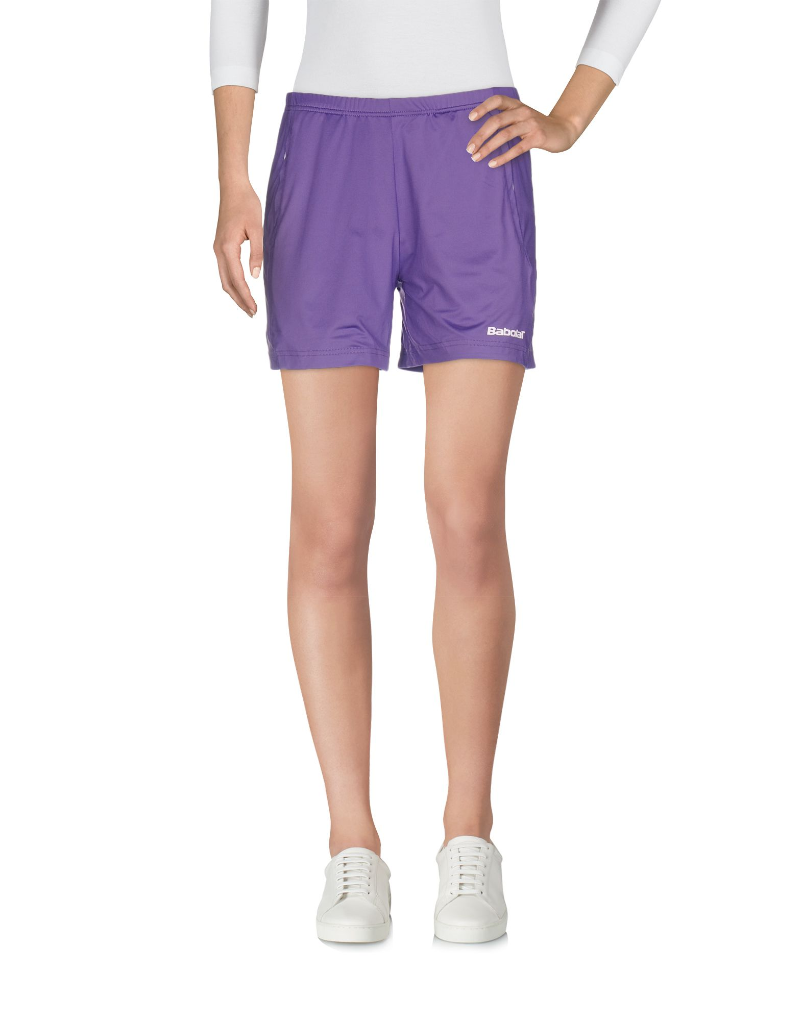 BABOLAT Shorts & Bermuda in Purple