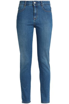 STELLA McCARTNEY High-rise skinny jeans