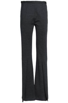 ROSETTA GETTY Wool flared pants