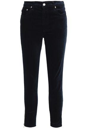 RAG & BONE/JEAN Velvet skinny pants