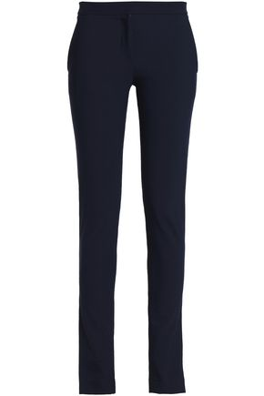 STELLA McCARTNEY Cotton-blend skinny pants