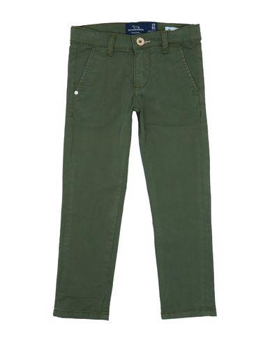 Фото - Повседневные брюки цвет зеленый-милитари