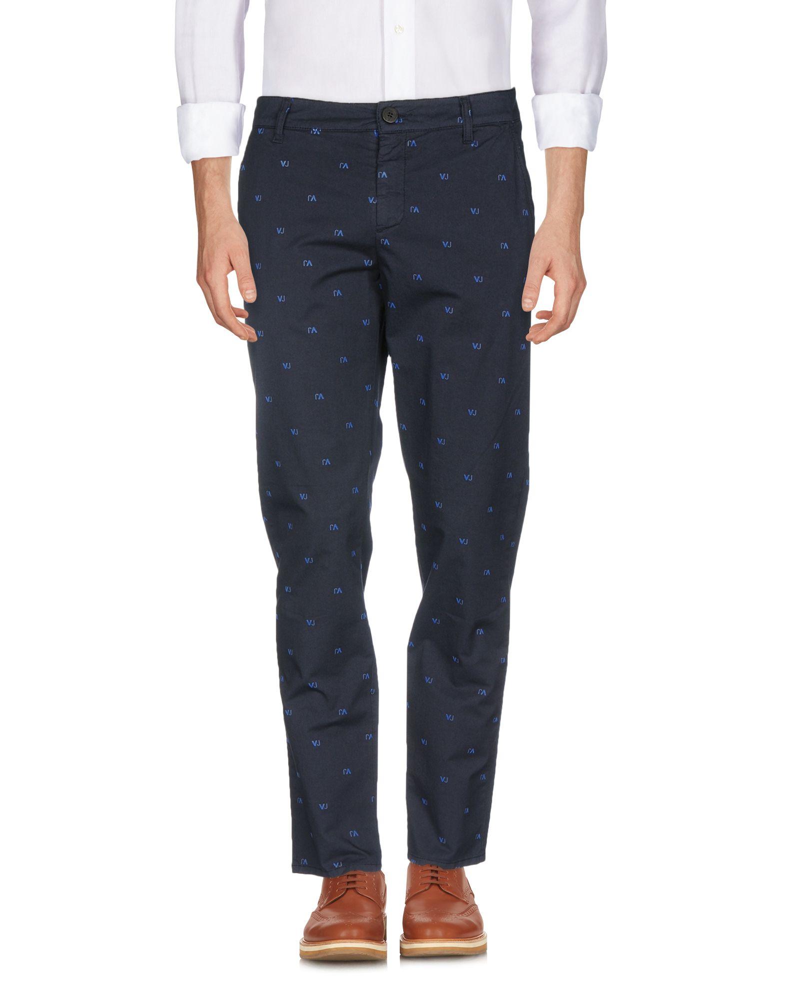 VERSACE JEANS Повседневные брюки брюки versace 19 69 цвет коричневый