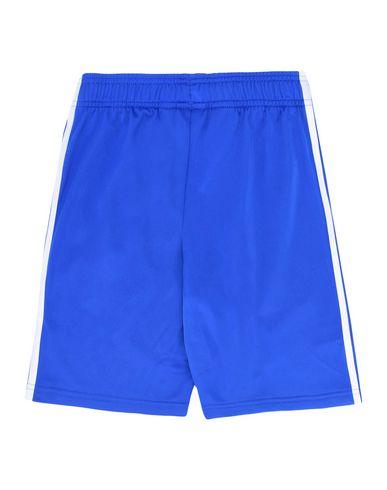 Фото 2 - Бермуды ярко-синего цвета