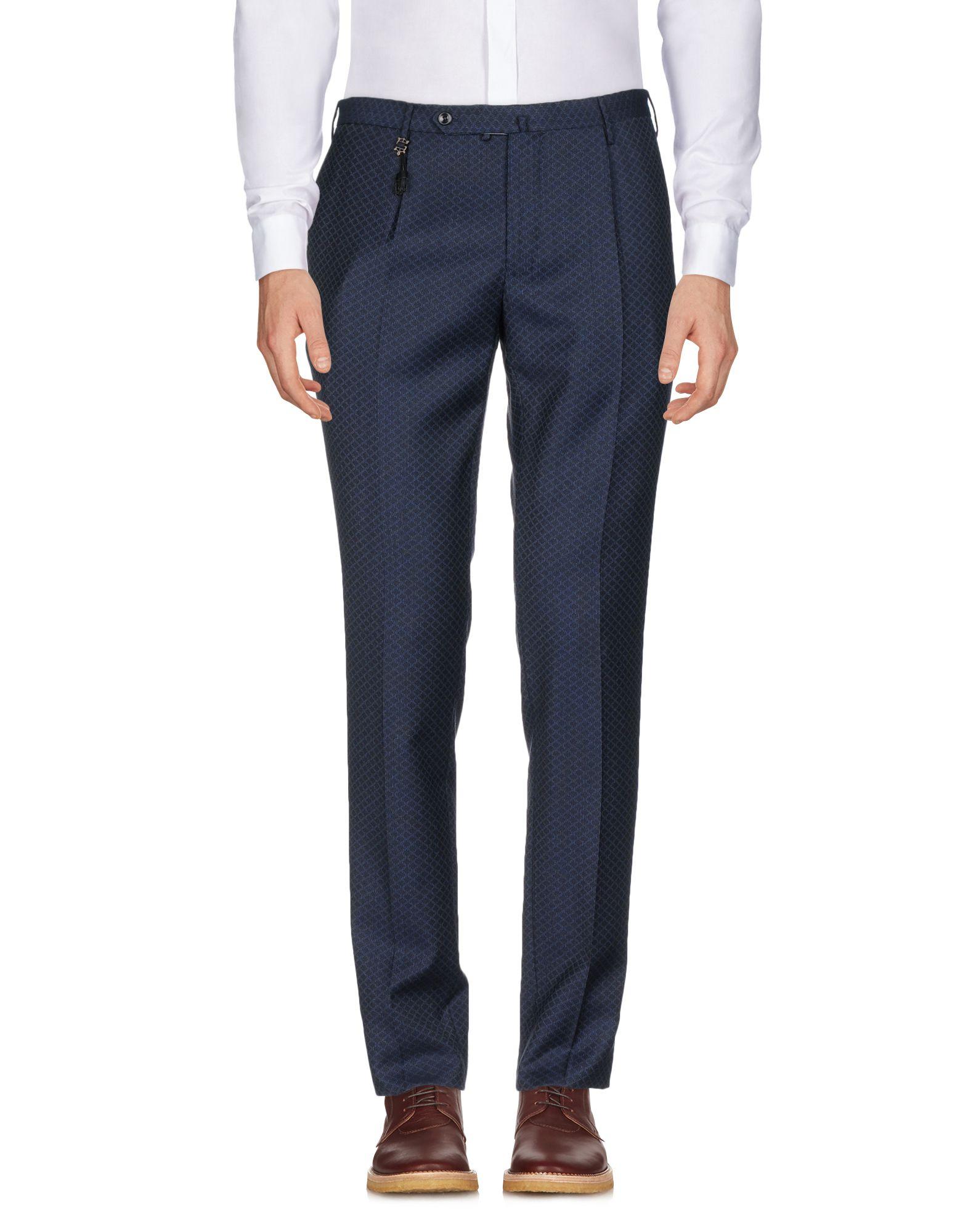 INCOTEX Повседневные брюки 19 70 genuine wear повседневные брюки