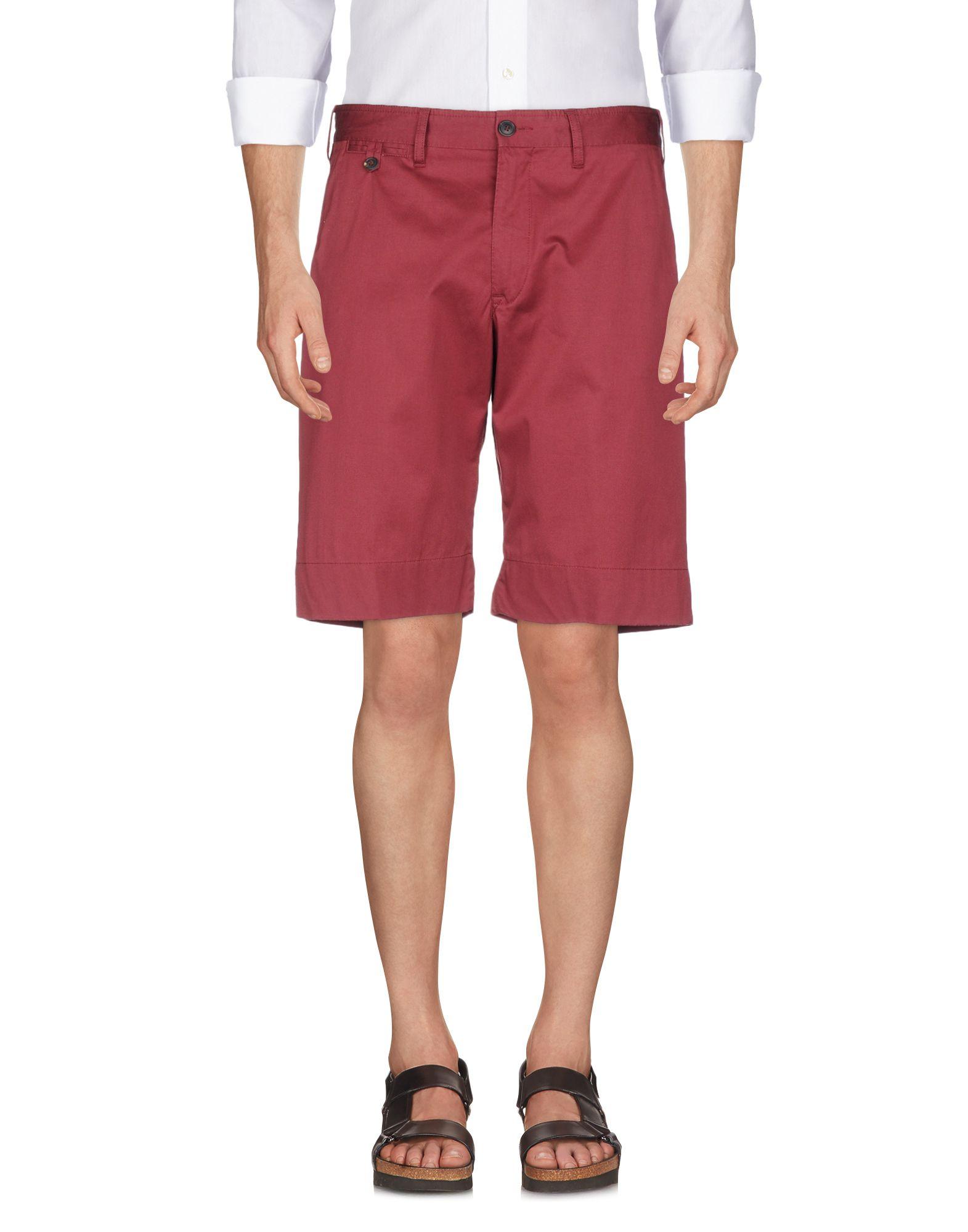 CORTIGIANI Бермуды брюки cortigiani брюки