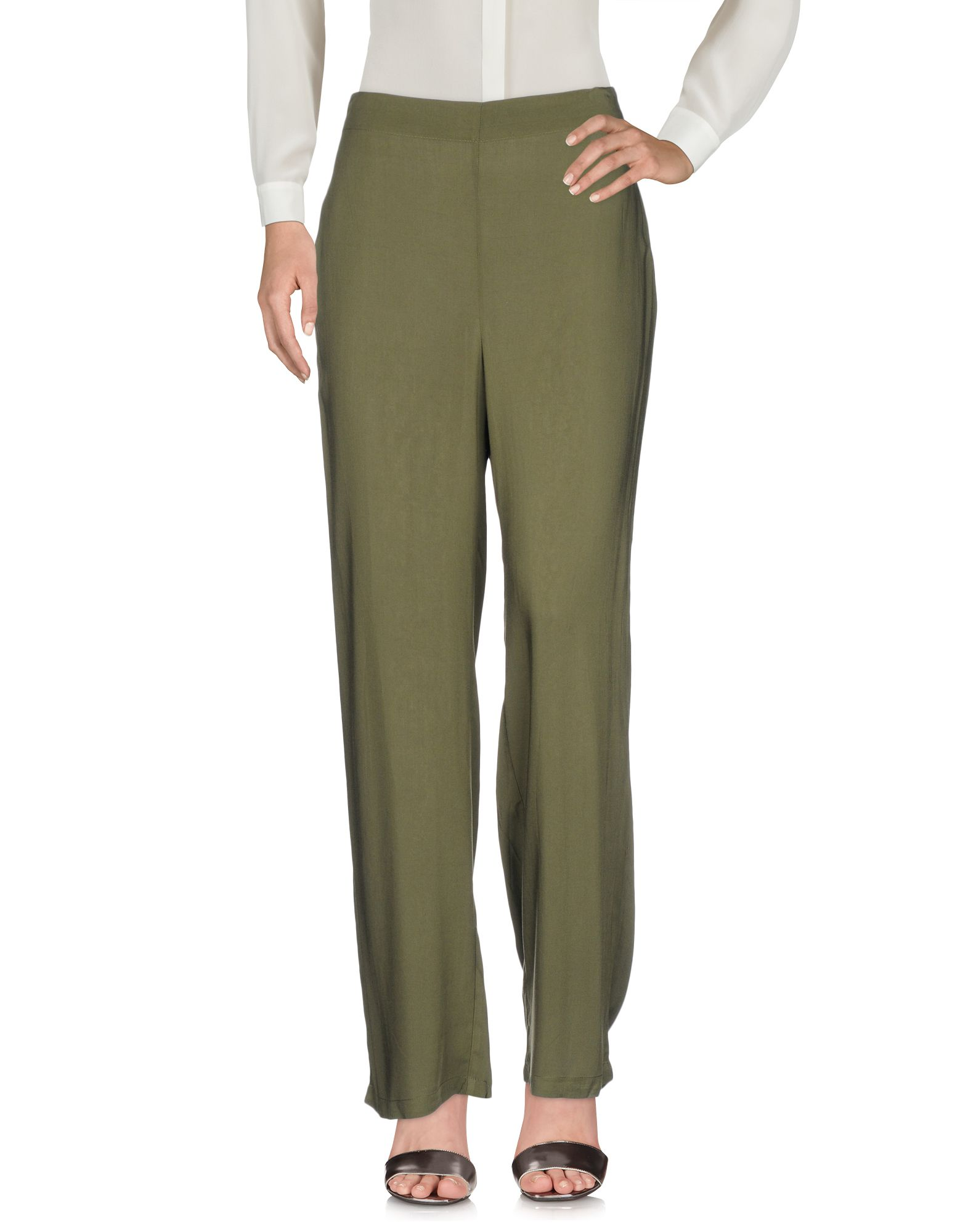 VERO MODA Повседневные брюки три четверти брюки moda di chiara брюки широкие