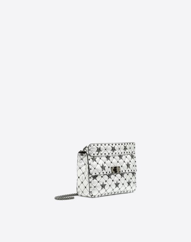 Medium Metallic Star Spike Bag