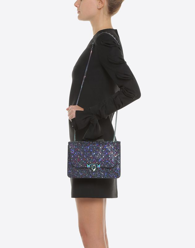 Demilune Small Cross Body Bag