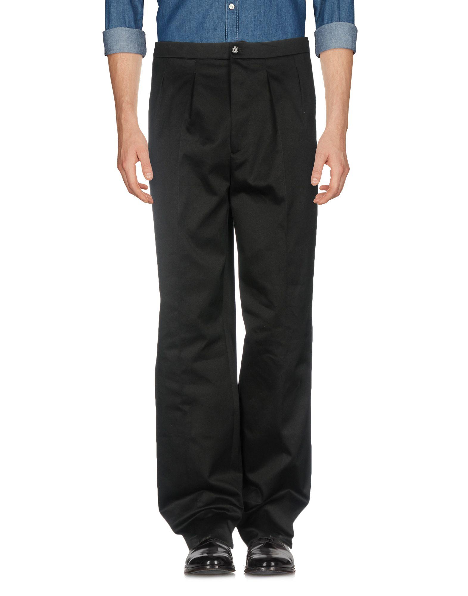 RAF SIMONS Повседневные брюки raf by raf simons повседневные брюки