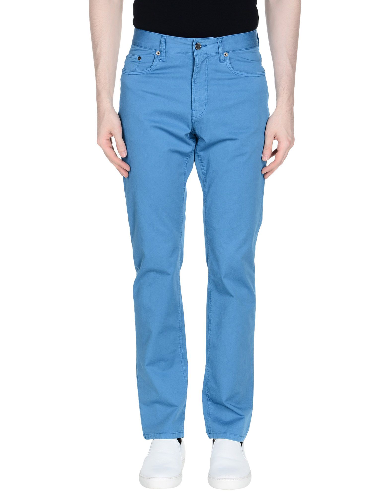 ASTON MARTIN RACING by HACKETT Повседневные брюки брюки синие aston martin ут 00007243