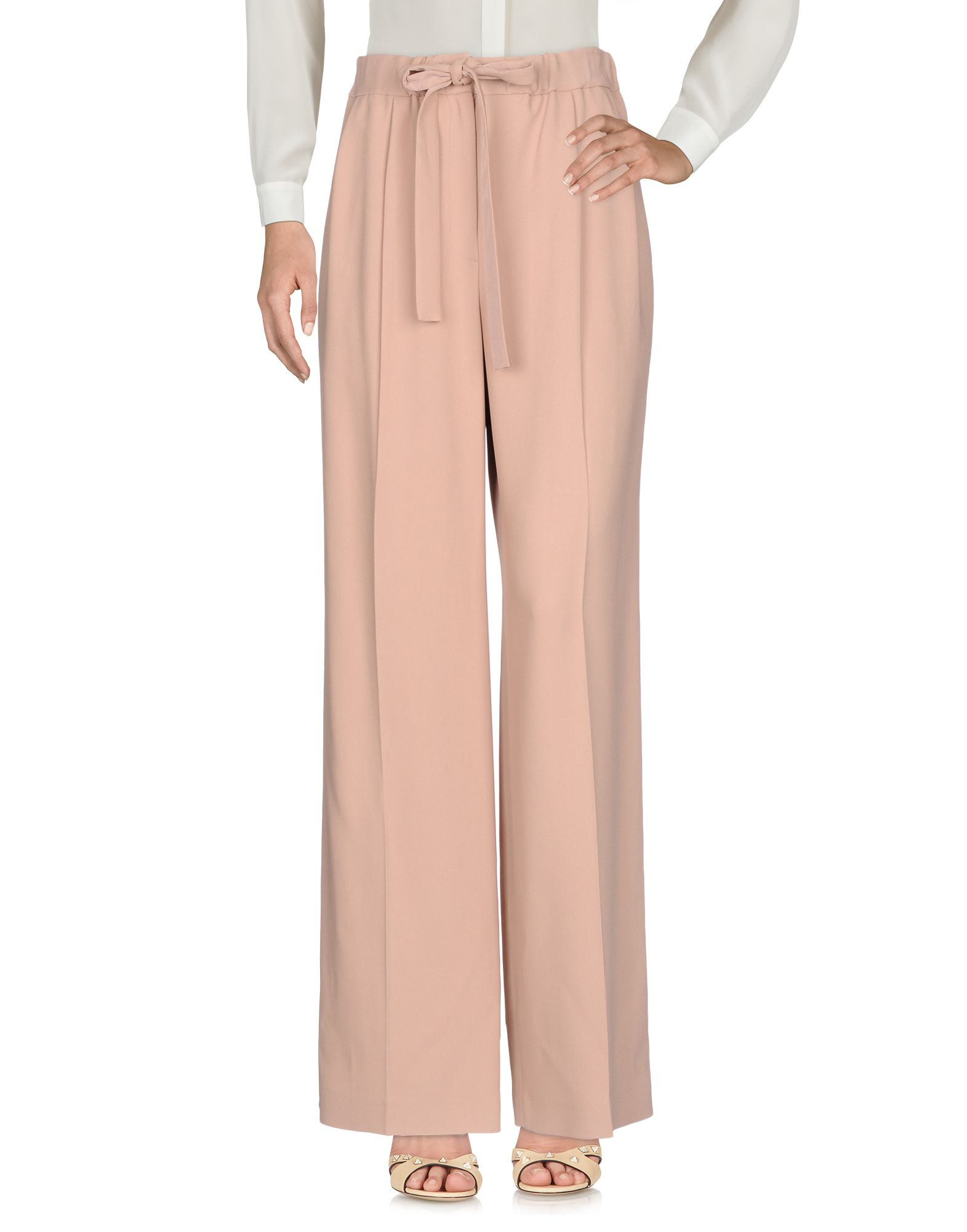CYCLAS Casual Pants in Camel